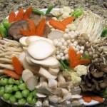 Món lẩu nấm thập cẩm chay   MCLC05